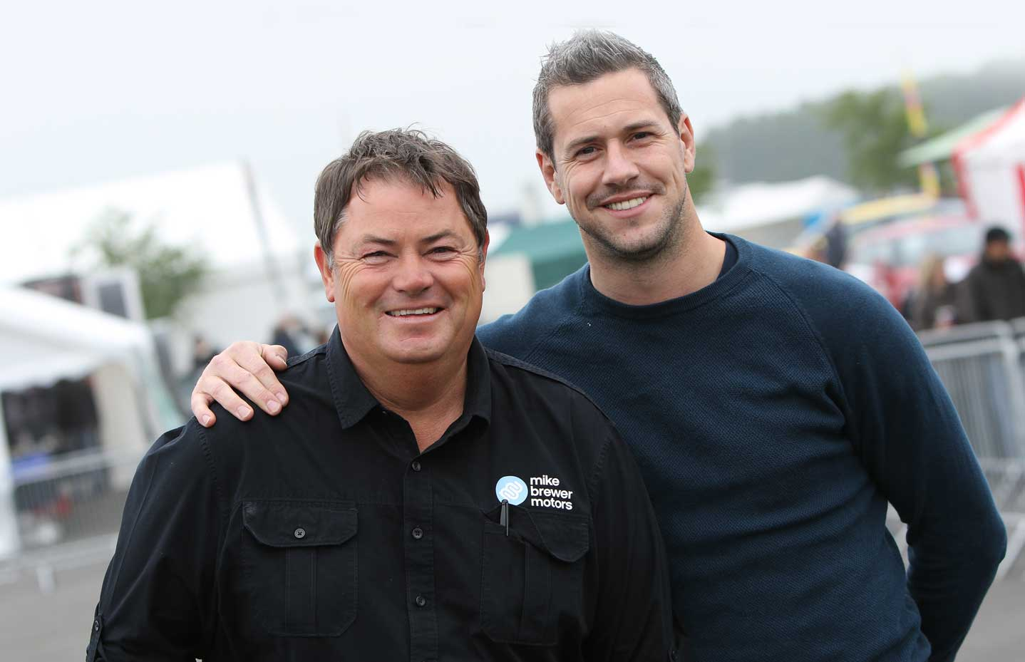 Ant Anstead joins Mike Brewer as new co-host and lead mechanic of Wheeler Dealers
