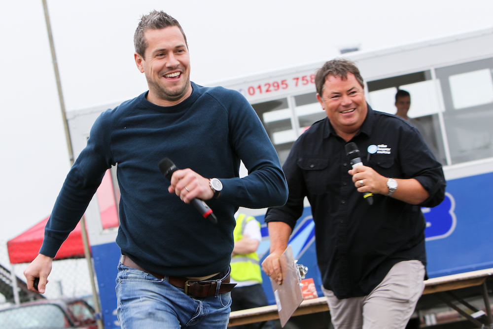 Wheeler Dealers to host MGLive! 2017